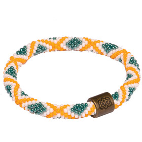Sherpa Mayalu Mughal Roll On Armband, mani gold